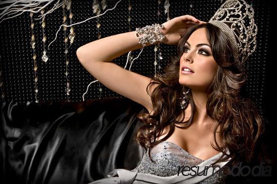 Miss Universo Jimena Navarrete Nuestra Belleza