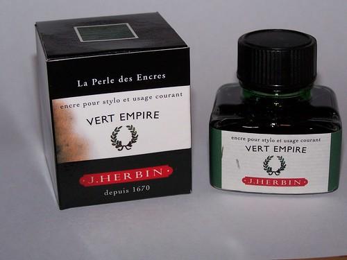J. Herbin Vert Empire