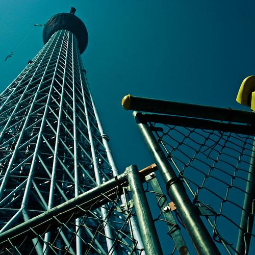 Sky Tree Fence, 東京スカイツリー