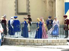 Danse de la Renaisance par le groupe Danses de Cour Royale