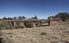 Tenterfield Creek Rail Bridge (Peppergroyne) Tags: autostitch australia trains nsw tenterfield wallangarra brisge canonef24105mmf4isl railwaybrisge