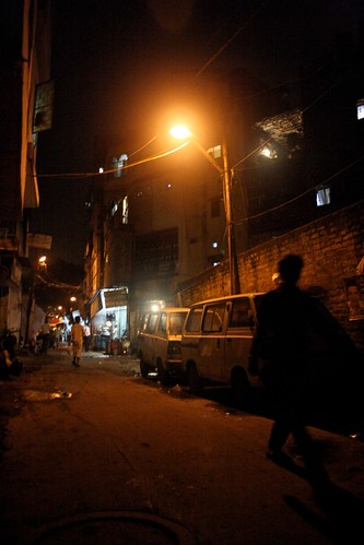 Ghalib Street, Nizamuddin Basti