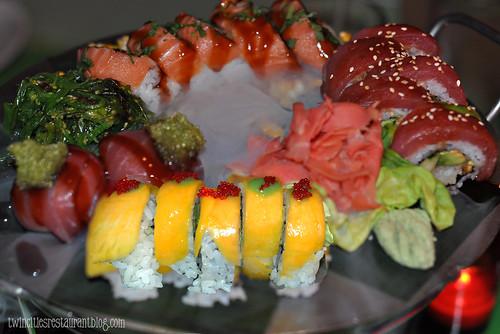Sushi Platter ~ Chino Latino
