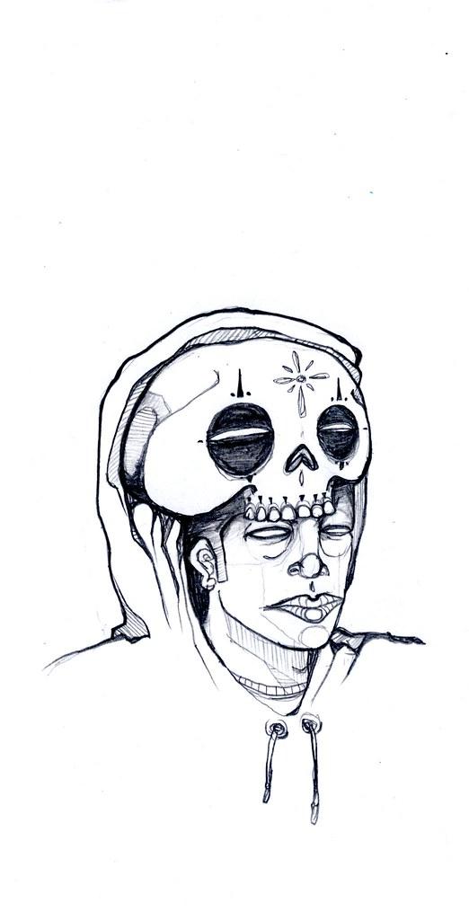 *Disfrazado de la muerte