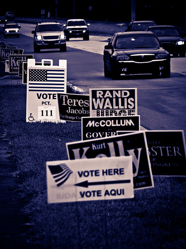 2010 Florida Primary, 24 August