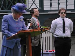 Welcoming speech by the Queen