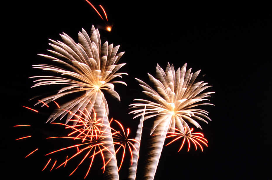 GlobalFest 2010 Fireworks - Portugal