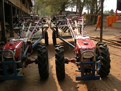Tractors for Forest Patrolling