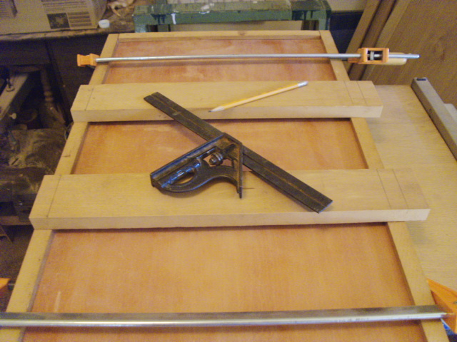 Marking Stretchers