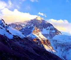 Mt. Everest - The Highest Mountain in the World 世界第一高峰 - 珠穆朗玛峰