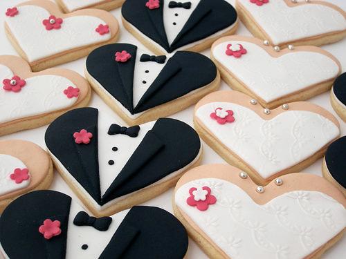 Düğün Kurabiyesi - SUgar Cookie