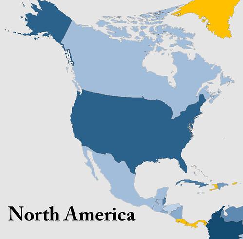 North America Military