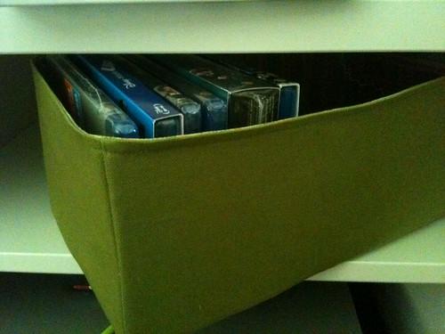 Fabric Blu Ray Box