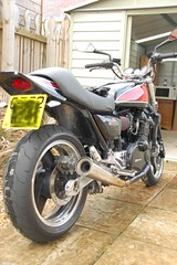 pure retro kawasaki style (Doctor Dave Roberts) Tags: retro z1 my zx900