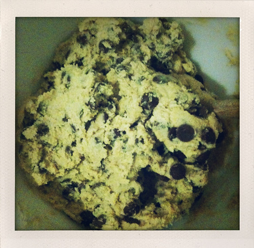 cookie dough!