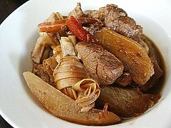 LCOM - Tamarind Stew Pork with Daikon