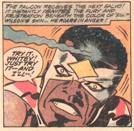 Falcon no!