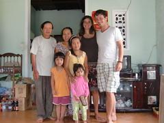 Op bezoek bij Mr. Trung (vissersdorp in Vietnam)