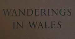 Wanderings in Wales