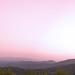 Sunset over Smoky Vista