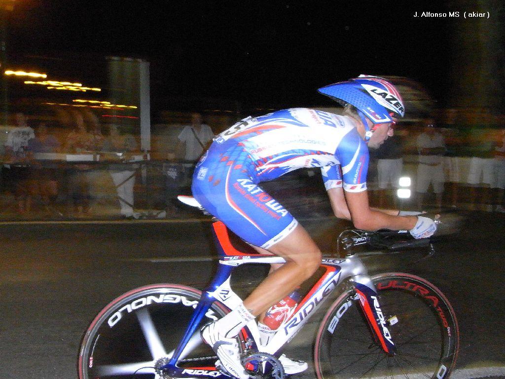 ContraReloj por Equipos - Vuelta 2010