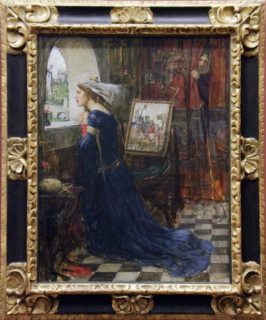 Fair Rosamund - John William Waterhouse, 1916