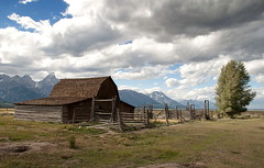Grand Teton National Park (henry&jessica) Tags: montana grandtetonnationalpark mormonsrow