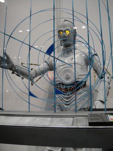 Star Wars Celebration V - K-3PO at the E by Doug Kline, on Flickr
