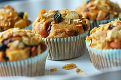 IMG_1197 (p_unal) Tags: muffins with and raisin musli