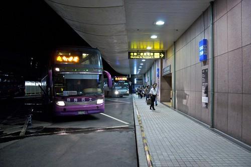 TPE bus station (Terminal 1)
