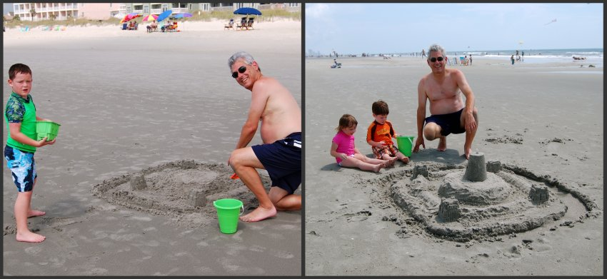 Sandcastle Fun
