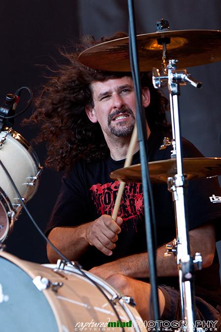 Paul Mazurkiewicz - Cannibal Corpse - Summer Breeze Open Air 2010, Live, Festival, Show