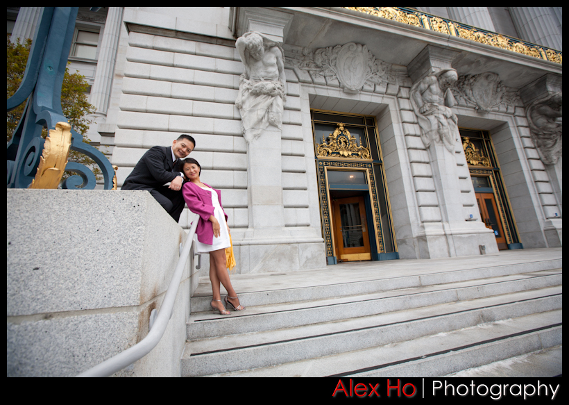 4943889115 e307b0c81b o Grace and Cheong Wedding Ceremony at San Francisco City Hall