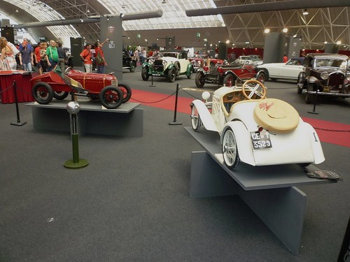 Mostra Alfa Romeo 231