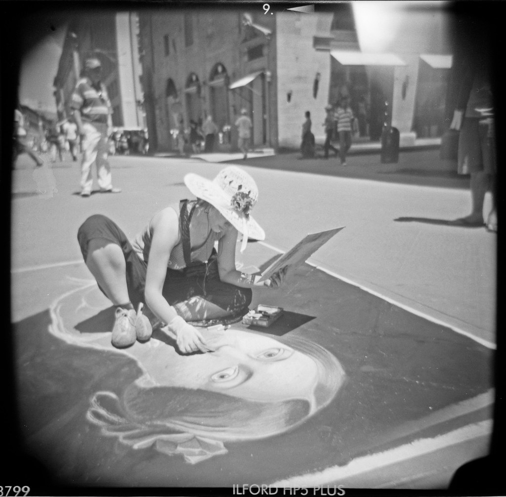 Street Artist – Photo