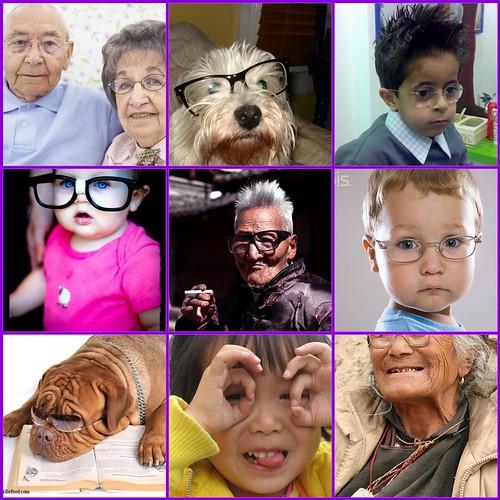 eyeglasses...