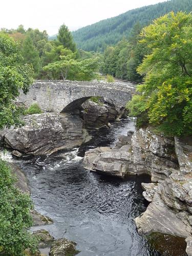 River Moriston at Invermoriston