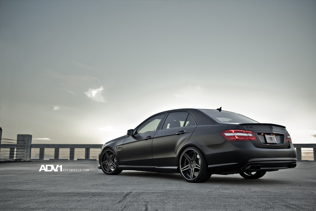 Murdered Out E63 Amg Stancenation Form Gt Function