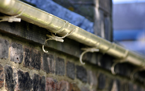 Gold Guttering, Berwick upon Tweed