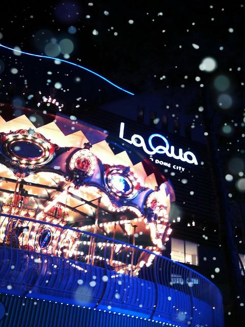 Snowy LaQua