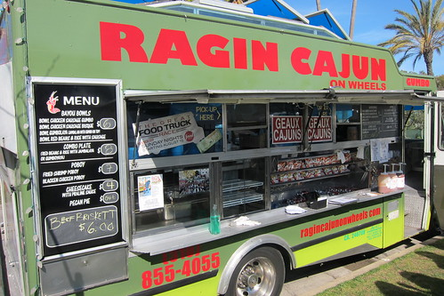 Food Truck: Ragin Cajun