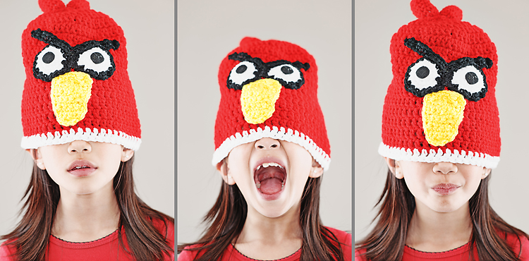 Angry bird...