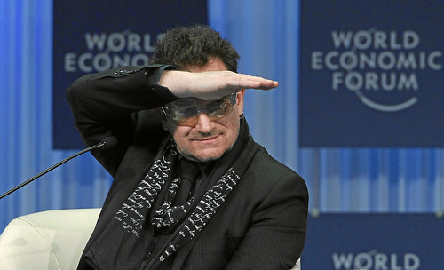 Bono - World Economic Forum Annual Meeting 2011