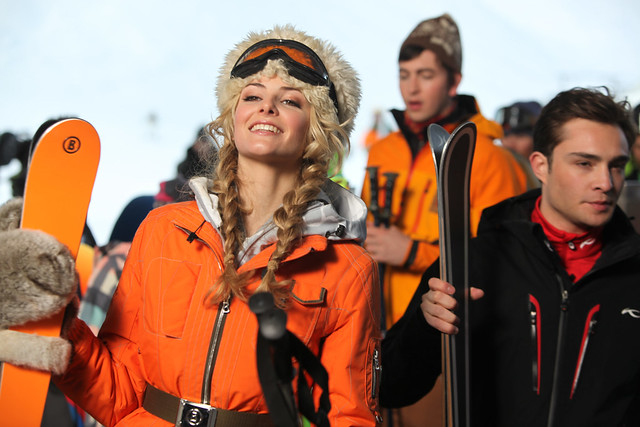 Powder Girl (Chalet Girl) by Austrianfilm