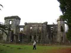 Craigend Castle 07 (byronv2) Tags: castle scotland dad ruin scottish chateau mugdockpark mugdockcountrypark craigend craigendcastle