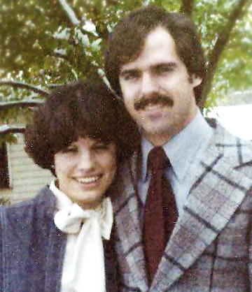 Billy and Paula 1976 1