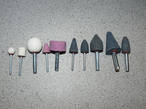 Assorted Grinder Bits
