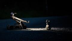 MWSS-171 conducts patrols during Eagle Wrath 2017 to train for deployments (MarineCorpsAviationAssociation) Tags: abgd combinedarmstrainingcentercampfuji ew17 eaglewrath2017 farp fob japan mwss171 marinecorpsairstationiwakuni patrols thesentinals usmarines