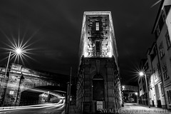 Central at Gateshead (sidrog28) Tags: central gateshead newcastle nikon long exposure bandw bw ca