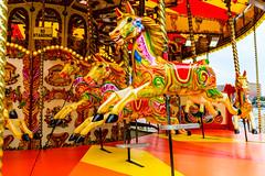 All the Fun of the Fair (George Plakides) Tags: fair fun carousel bright liverpool albertdocks fairground